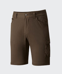 Close-up of a mens Outdoor Elements™ Stretch Short.