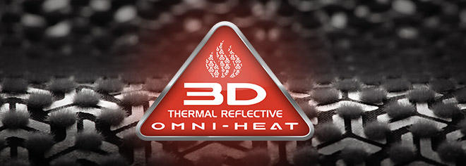 Omni-Heat 3D Thermal reflective