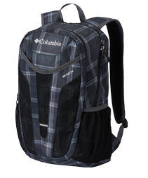A kids Columbia backpack
