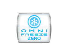 "Logo for ""Omni-Freeze Zero."""