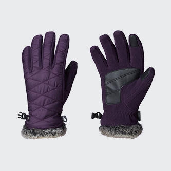 Gloves for women.