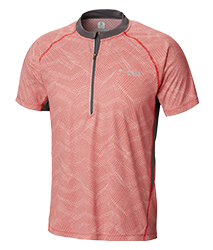 An FKT Short Sleeve Shirt for men.