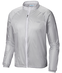 An FKT wind jacket for men.
