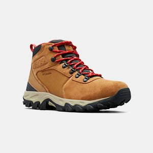 A hiking boot for men.