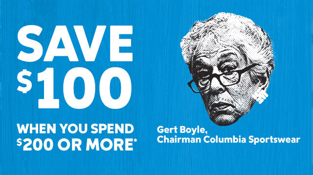 8a4e94afa6c We re celebrating our own Tough Mother (Columbia chairman Gert Boyle) with  huge savings on great gear. But hurry