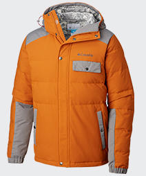 Columbia jacket for men.