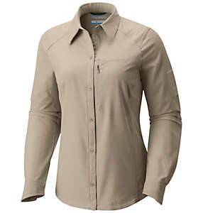 Chemise à manches longues Silver Ridge™ Femme