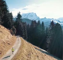 "Video for the UTMB Story ""My First UTMB."""