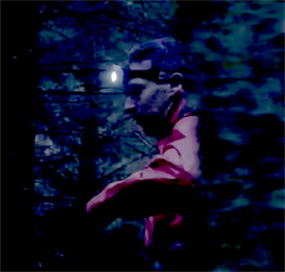 "Video for the UTMB Story ""Running in the Dark."""