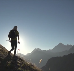 "Video for the UTMB Story ""Mind Game."""