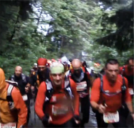 "Video for the UTMB Story ""I Will Never Forget."""