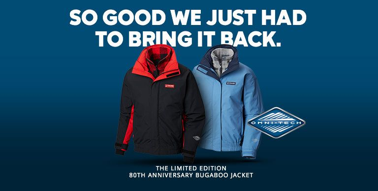 So Good We Just Had to Bring it Back, two jackets side-by-side.