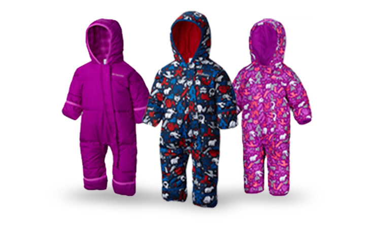 winter onesies for infants