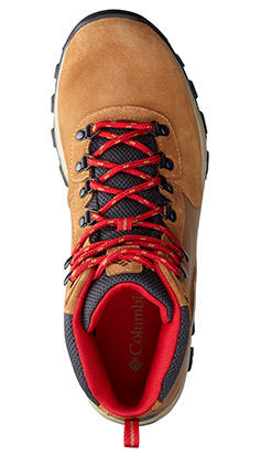 A hiking boot with TechLite cushioning.