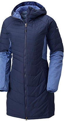 A jacket with Thermal Coil technology.