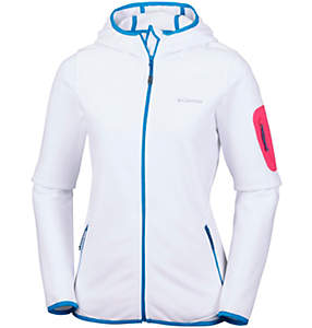 Outdoor Novelty™ Kapuzen-Fleecejacke für Damen