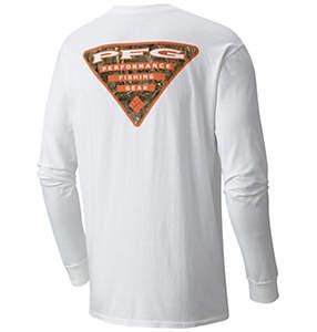 Men's PFG Brak Tee Shirt L/S