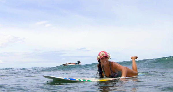 MAUI SURF GIRLS