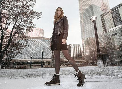 68454de1d6 SOREL® Stories | The right style for every moment