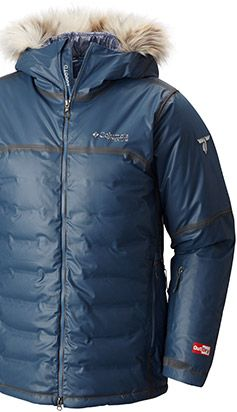 TurboDown Wave jacket.