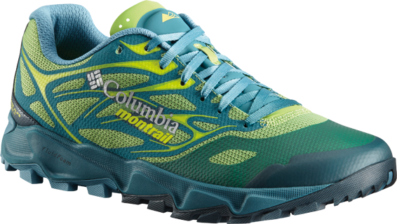 Men's Montrail Trans Alps running shoe