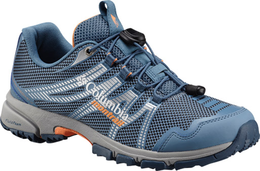 Women's Mountain Masochist running shoe.