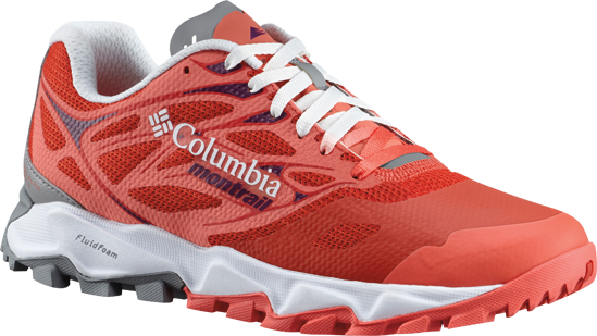 Women's Montrail Trans Alps running shoe