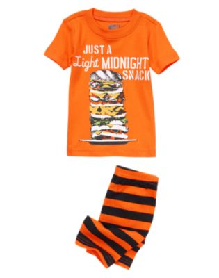 Midnight Snack Two-Piece Pajama Set