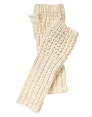 Sparkle Fingerless Gloves
