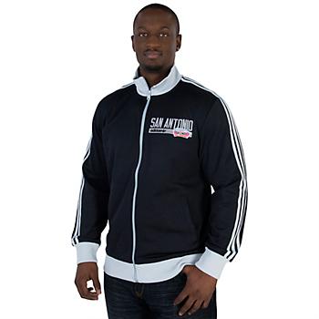 San Antonio Spurs Adidas Track Jacket