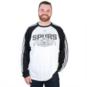 San Antonio Spurs Adidas Prestige Long Sleeve Tee