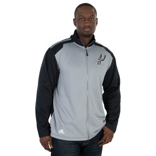 San Antonio Spurs Adidas Tip Off Jacket