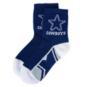 Dallas Cowboys Zoom Quarter Socks