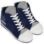 Dallas Cowboys Youth High Top Sneaker Slippers
