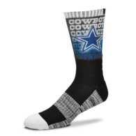 Dallas Cowboys Gradient Socks