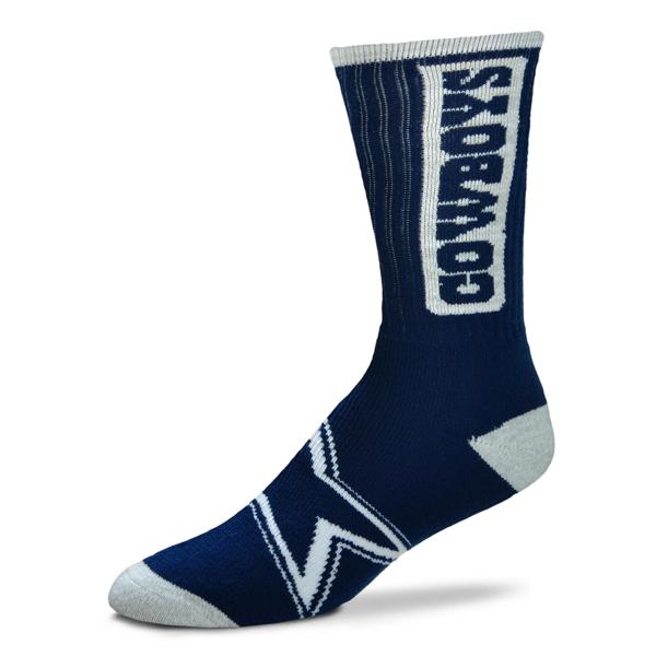 Dallas Cowboys Crush Socks