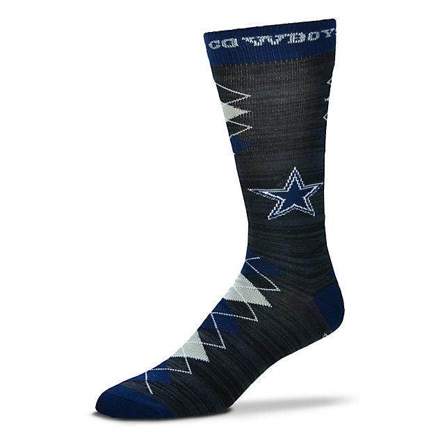 Dallas Cowboys Fan Nation Socks