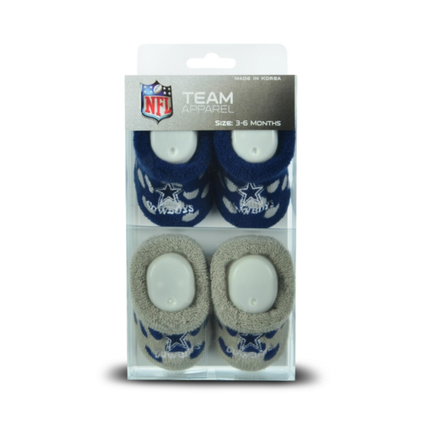 Dallas Cowboys Polka Dot Socks