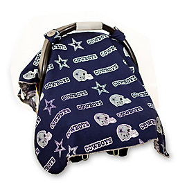 Dallas Cowboys Car Seat Canopy