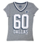 Dallas Cowboys Justice Peace Love Tee