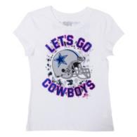 Dallas Cowboys Justice Hashtag Tee