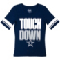Dallas Cowboys Justice Touchdown Tee
