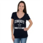 Dallas Cowboys PINK Pride V-Neck Tee