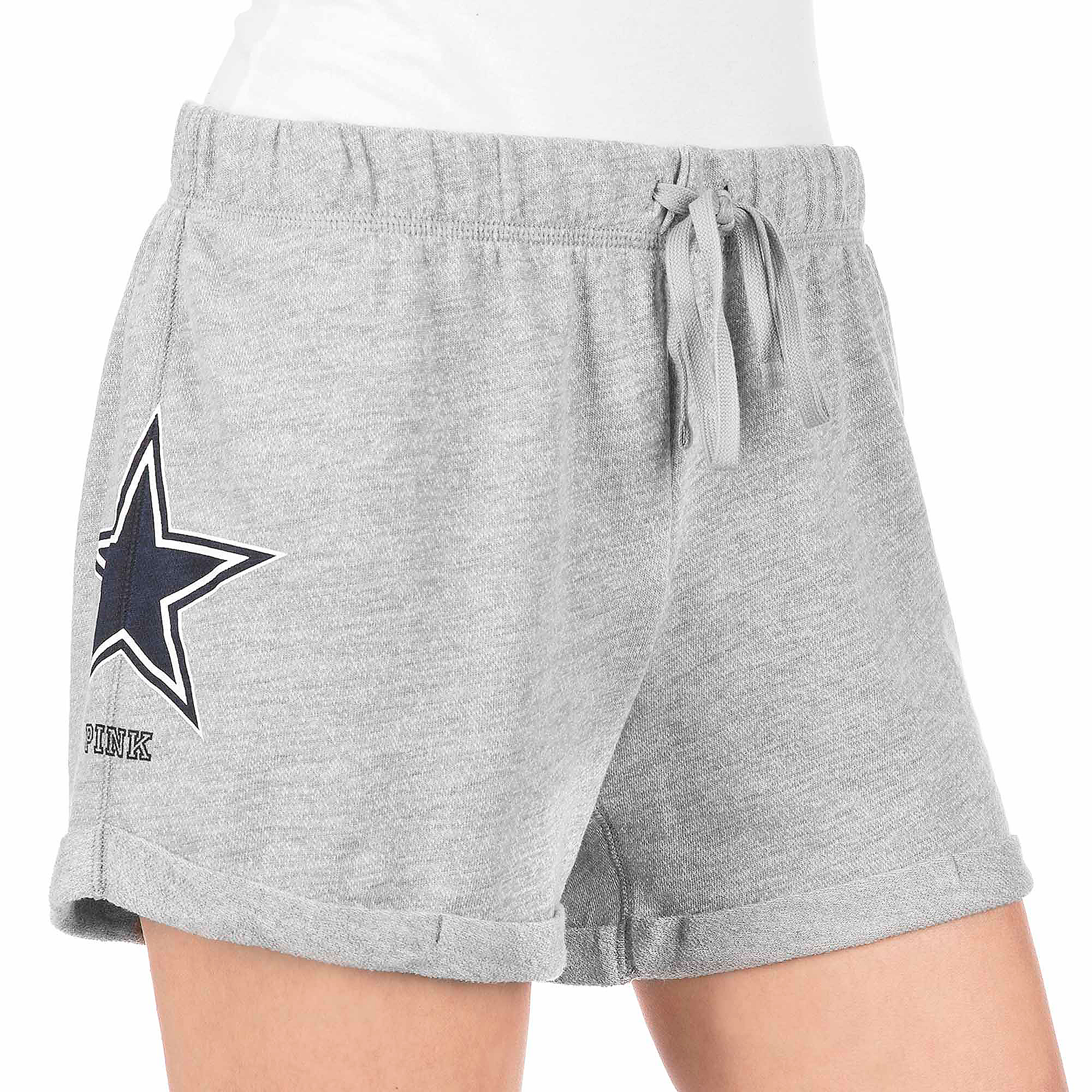 Dallas Cowboys PINK Boyfriend Short