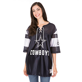 Dallas Cowboys PINK Bling Rivalry Jersey