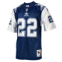 Dallas Cowboys Emmitt Smith 1995 Mitchell & Ness Double Star Jersey