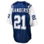 Dallas Cowboys Deion Sanders #21 1995 Authentic Double Star Jersey