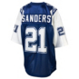Dallas Cowboys Deion Sanders #21 1995 Authentic Double Star Jersey