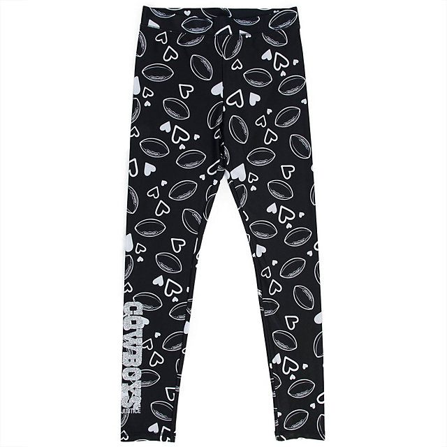 Dallas Cowboys Justice Printed Legging