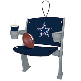 Dallas Cowboys Stadium Chair Ornament